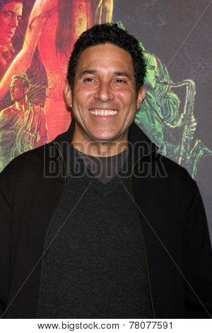 LOS ANGELES - DEC 10:  Oscar Nunez at the