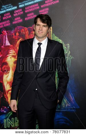 LOS ANGELES - DEC 10:  Timothy Simons at the
