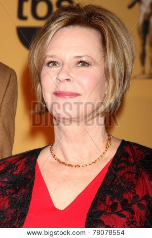 LOS ANGELES - DEC 10:  JoBeth Williams at the 21st Annual Screen Actors Guild Awards Nominations Announcement at the Pacific Design Center on December 10, 2014 in West Hollywood, CA