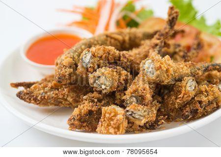 Shishamo Deep Fried