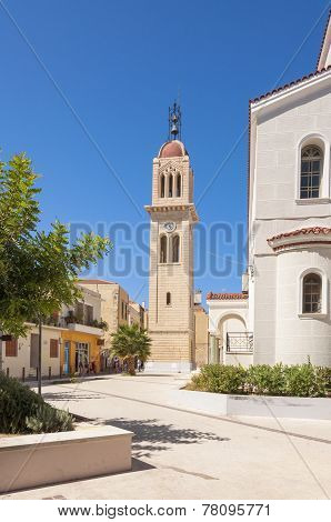 Cathedral of Virgin Mary in Rethymno