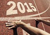 picture of olympiade  - happy new year 2015  - JPG