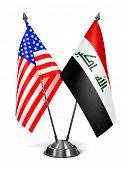 stock photo of iraq  - USA and Iraq  - JPG