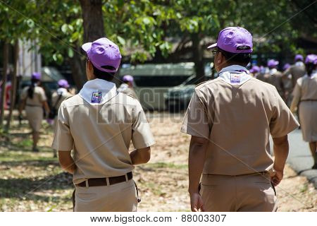 20th Thailand National Scout Jamboree