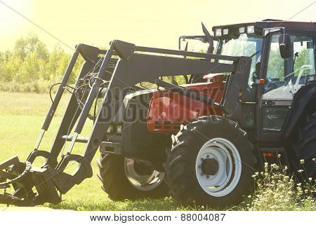 Farmers Tractor