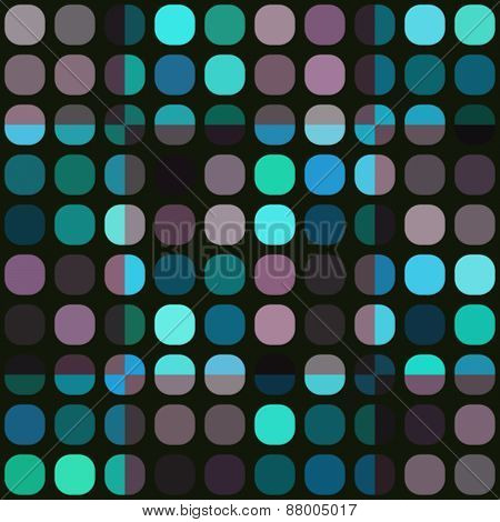Color Floor Seamless Generated Pattern