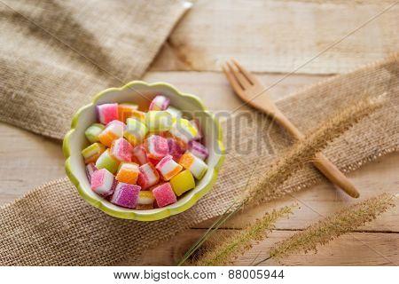 Thai Dessert Sugar Gummy