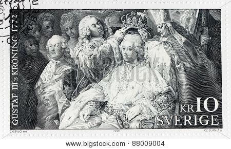 Coronation Of Gustav Iii