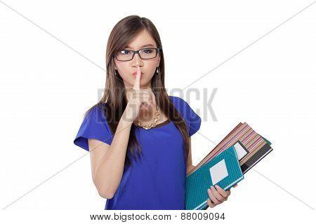Silence, Please!