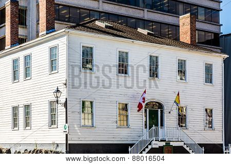 Loyalist House In Saint John