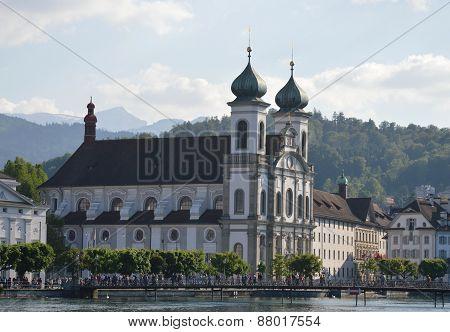 church in Luzern