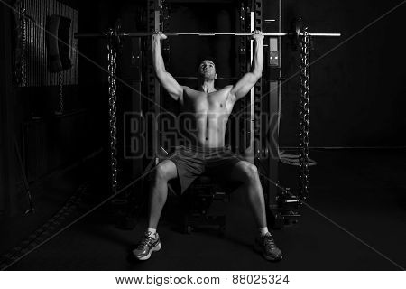 Chest Workout with Bench Press