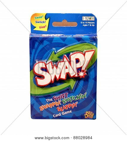 Swap Card Game