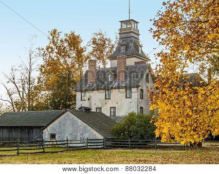 Historic Batsto Mansion
