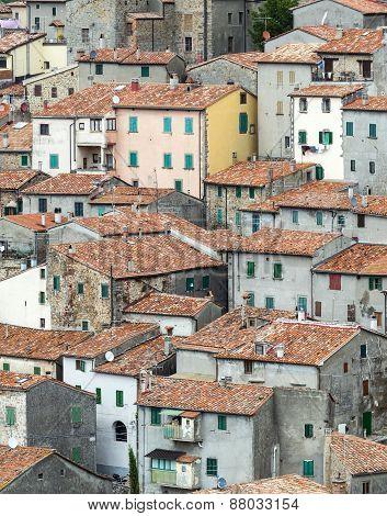 Arcidosso (tuscany, Italy)