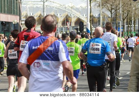 Running Past