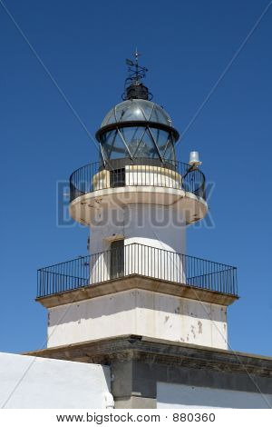Lighthouse In The Costa Brava