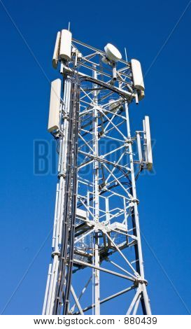 Cell Phone Antenna Mast
