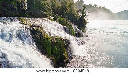 water rapids