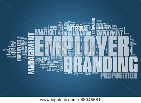 Word Cloud Employer Branding