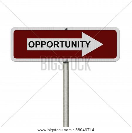 The Way To Opportunity