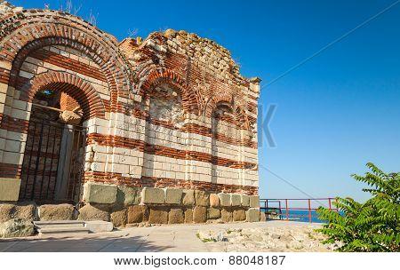St. John Aliturghetos Church In Nessebar, Bulgaria