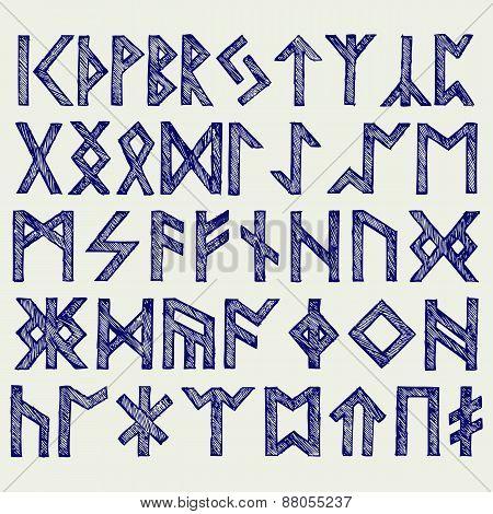 Runic script
