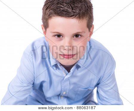 Boy Posing 2