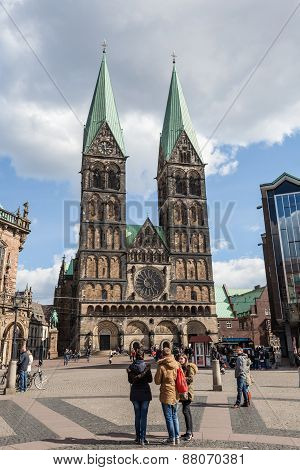 The Bremer Dom Cathedral
