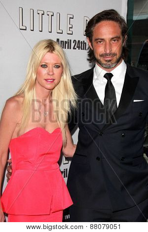LOS ANGELES - FEB 14:  Tara Reid, Guest at the