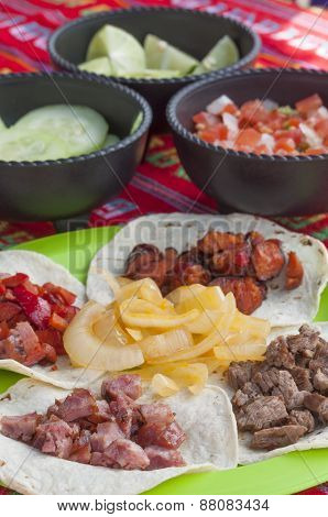 Mexican Barbecue