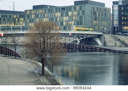 Spree In Berlin