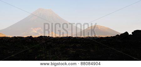Free Standing Volcano