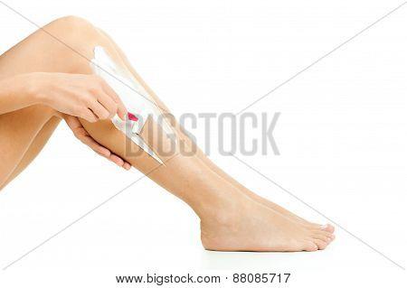 Shaving treatment