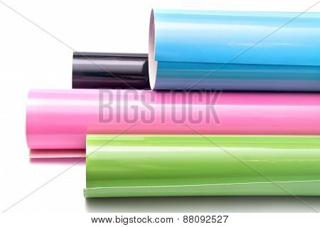 Multicolored Rolls