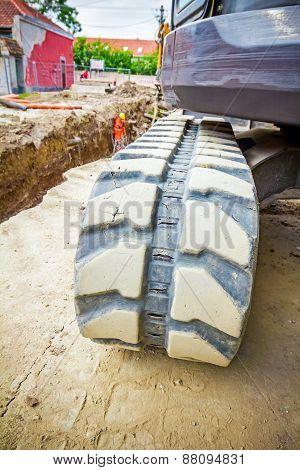 Excavator Crawler Belt