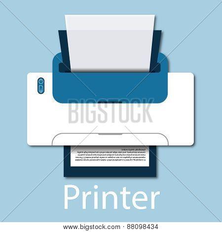 Icon of Printer.