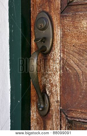 Knocker And Wood