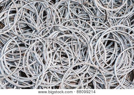 Many Metal Rings