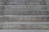 pic of stairway  - Abstract modern concrete stairs to building  - JPG