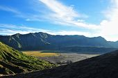 foto of bromo  - this photo was taken in Bromo Mountain - JPG
