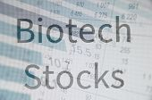 stock photo of biotech  - Inscription  - JPG