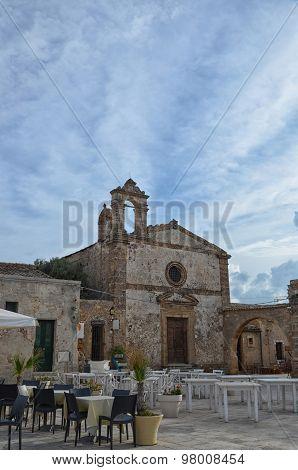 The Church Of Marzamemi