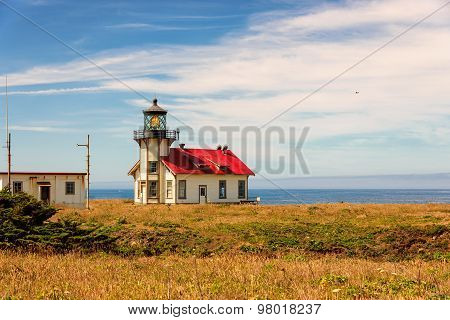 Lighthouse Northern California