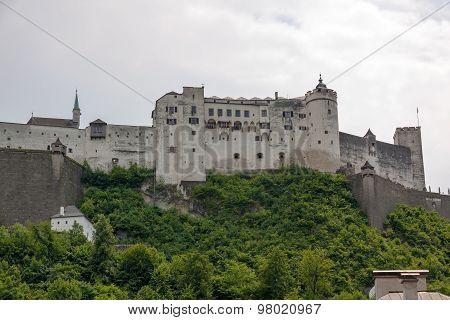 Castle Hohensalzburg, Salzburg, Austria