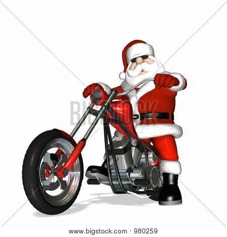 Santa Chopper 1
