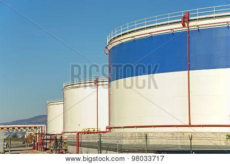 Fuel Storage Plant