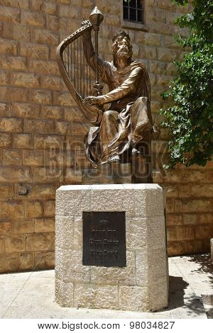 Monument To King David, Israel