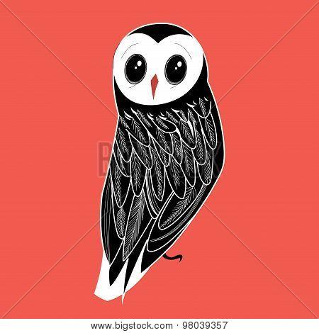 Graphic Owl