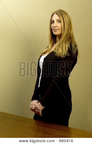 Female Executive Business